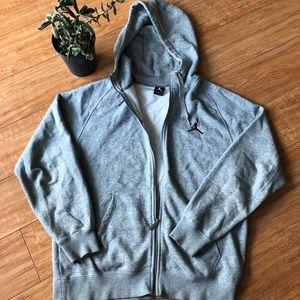 Men's Jordan Jumpman Full-Zip Hooded Sweatshirt